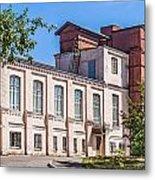 Polytechnic Institute Of Kiev Metal Print