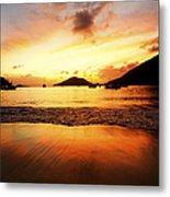 Port Launay Marine National Park Metal Print