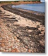 Prince Edward Island Coastline Metal Print
