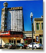 Queen Theater Metal Print