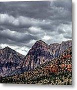 Red Rock Canyon - Las Vegas Nevada Metal Print