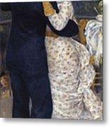 Renoir, Pierre-auguste 1841-1919. Dance Metal Print