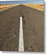 Road Ahead Metal Print