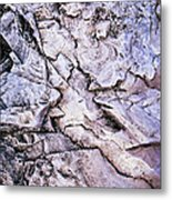 Rocks At Georgian Bay Metal Print