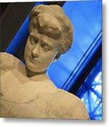 Rodin's Katherine Seney Simpson Metal Print