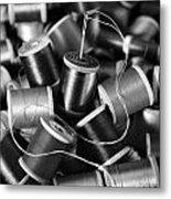Rolls Or Yarn Metal Print