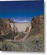 Roosevelt Dam Arizona Metal Print