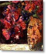 Roses Metal Print by Daniel Bonnell