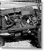 Rusted Workhorse Metal Print
