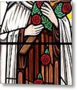 Saint Therese Of Lisieux Metal Print