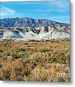 Salt Creek Death Valley National Park Metal Print