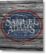 Samuel Adams Metal Print