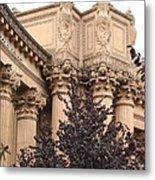 San Francisco - Palace Of Fine Arts Metal Print