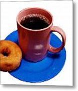 Saturday Morning Breakfast Metal Print