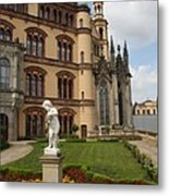 Schwerin - Palace - Germany Metal Print