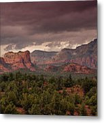 Sedona Red Rocks  Metal Print