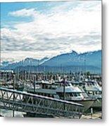 Seward Alaska Metal Print