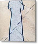 Shadow Of Life No.16 Metal Print