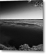 south Saskatchewan river near saskatoon Canada Metal Print
