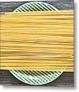 Spaghetti  Metal Print