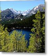 Spring At Bear Lake Metal Print
