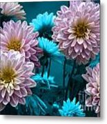 Spring Flowers Metal Print by Joe McCormack Jr
