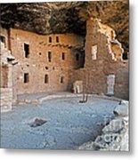 Spruce Tree House Mesa Verde National Park Metal Print