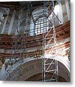 St. Charles Church - Karlskirche - In Vienna Metal Print