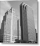 St. Louis Skyscrapers Metal Print