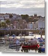 St Peter Port - Guernsey Metal Print