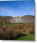 Staigue Fort At 2,500 Years Old One Metal Print