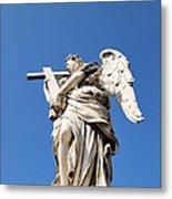 Statue In Vatican City Metal Print
