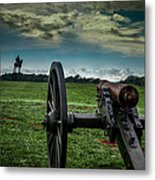 Stonewall At Henry Hill Metal Print
