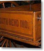 Studebaker Centennial Wagon Metal Print
