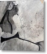 Study Metal Print by Corina Bishop