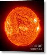 Sun Metal Print by Science Source