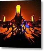 Super Hornet  Metal Print