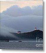 Swallowtail Lighthouse... Metal Print