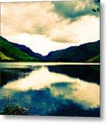 Talyllyn Lake Snowdonia Metal Print