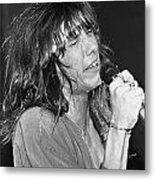 Tesla - Jeff Keith Metal Print