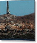 Thatcher Island Metal Print