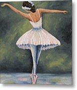 The Ballerina IV Metal Print