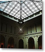 The Brooklyn Museum's Beaux-arts Court Metal Print