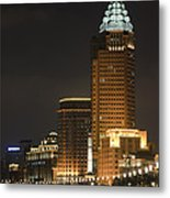 The Bund, Shanghai Metal Print by John Shaw