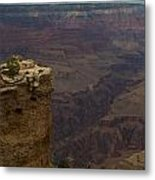 The Grandest Of Canyons Metal Print