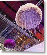 The International Orchid Show In Taiwan Metal Print