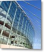 The Kauffman Center For The Performing Arts Metal Print