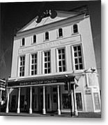 the old vic theatre London England UK Metal Print