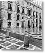 The Royal Chancery Of Granada Metal Print