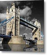 The Tower Bridge Metal Print